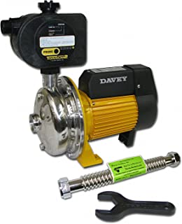 Davey Water Products BT30-30T2-USA Pressure Booster Pump with Torrium II Controller
