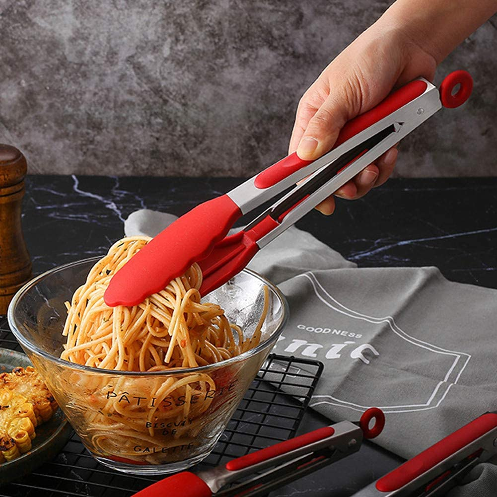 lffopt Pince Barbecue Pince De Cuisine Barbecue Pinces Pinces de Cuisine Pinces de Cuisine Pinces de Cuisine Pinces Pinces À Glace D B