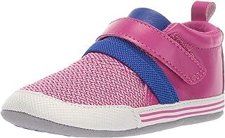 Ro + Me by Robeez Kids' Jill Athletic Sneaker Crib Shoe