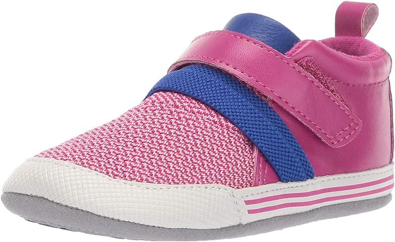 Ro Me By Robeez Kids Jill Athletic Sneaker Crib Shoe