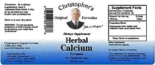Herbal Calcium Formula 100 caps 100 Capsules