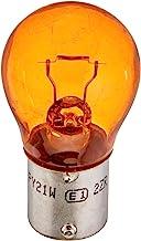 HELLA 7507TB Natural Amber-21W Standard Miniature 7507 Bulbs, 12V, 21W, 2 Pack