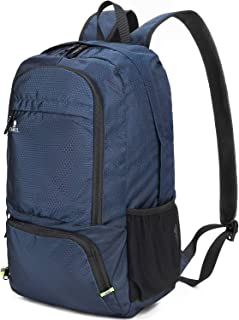 CAMEL CROWN Extra Large Waterproof Backpack 50L- 25L Laptop Backpack Multifunction Lightweight...