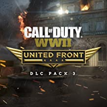 Call of Duty WWII - The United Front: DLC Pack 3 - PS4 [Digital Code]