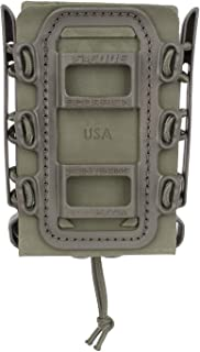 G-CODE Rifle Soft Shell Scorpion Mag Carrier (OD Green) with Molle Mount Attachment 100% Made in USA