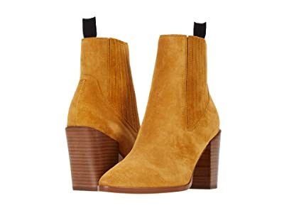 rag & bone Rover High (Bourbon Suede) Women