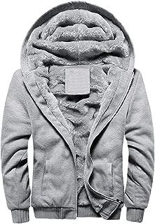 5XL 2019 Winter Coats for Men Hoodies Fashion Camo Print Plus Velvet Top Warm Lightweight Zip Plus Size Jackets Outwear