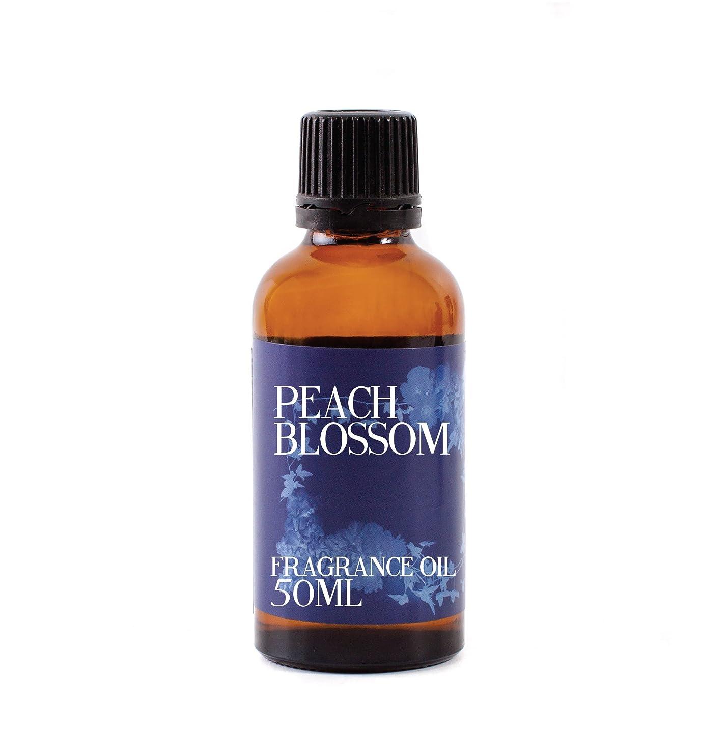 海峡ひもカメシマウマMystic Moments   Peach Blossom Fragrance Oil - 50ml