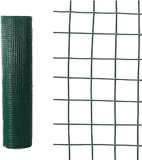 Hauteur 1 m Filiac Grillage Triple Torsion galvanis/é Longueur 10 m Maille 40 mm