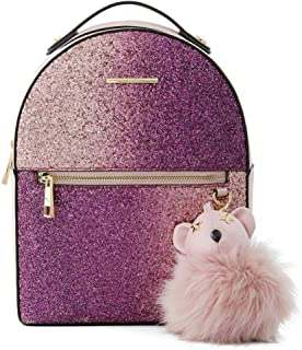 ALDO Women's Adraolla Backpack, Fuchsia, Medium US