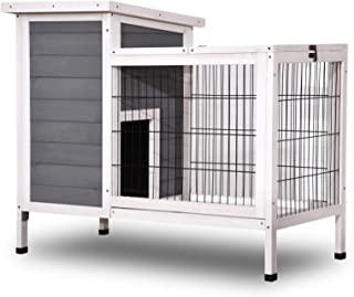 Best extra large outdoor rabbit hutch Reviews