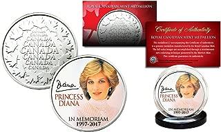 royal mint princess diana coin