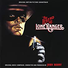 The Legend Of The Lone Ranger (Original Motion Picture Soundtrack)