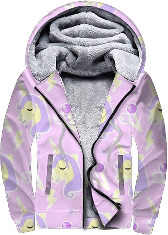 Unisex Sherpa Hoodies Sweatshirt Winter Jacket Fleece Max 46% OFF F San Antonio Mall Pullover