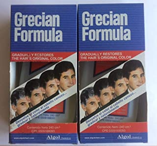 Grecian Formula Liquid with Conditioner, 4 Ounce(pack of 3)