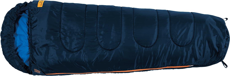Easy Camp Cosmos Junior Mummy Sleeping Bag, bluee, 240051