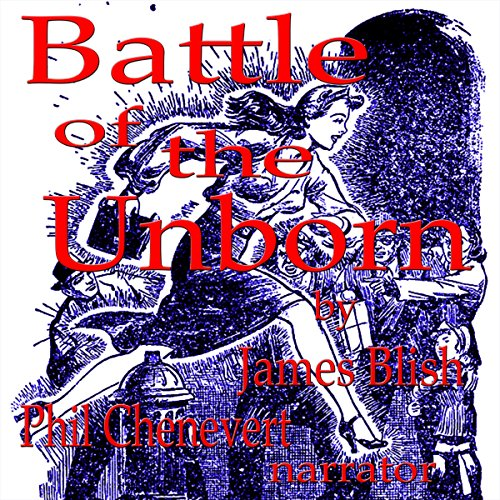 Battle of the Unborn audiobook cover art