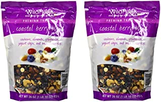 WildRoots Coastalberry 100 % Natural Trail Mix (Pack of 2)