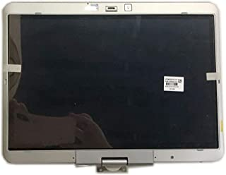 JCD 12.1 inch LCD Screen Touch Digitizer Assembly Cable Hinge for HP Elitebook 2760P 2760