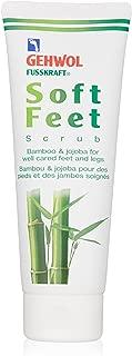 GEHWOL Soft Feet Scrub, 4.4 oz