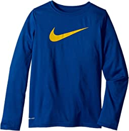 Dry Long Sleeve Training T-Shirt (Little Kids/Big Kids)