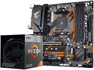 ZHEBEI CPU R5 3400G B450 motherboard cpu set apu 2400G accessories