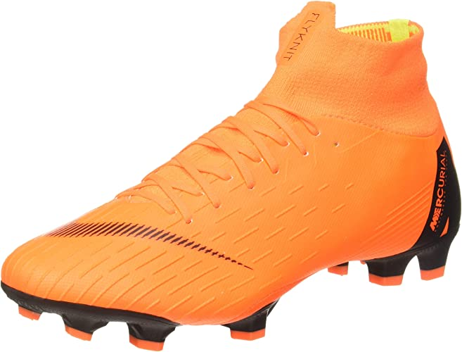 Nike Mercurial Superfly 6 Pro FG Ah7368 810, Chaussures de Football Mixte Adulte