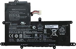 Andglim PO02XL 37Wh 4810mAh Laptop Battery Replacement for HP Stream 11-R 11-R010NR 11-R014WM 11-R015WN 11-Y 11-Y020WM 11-Y010WM Series 824560-005 823908-1C1 823908-2C1 HSTNN-DB7G HSTNN-IB7G TPN-Q166