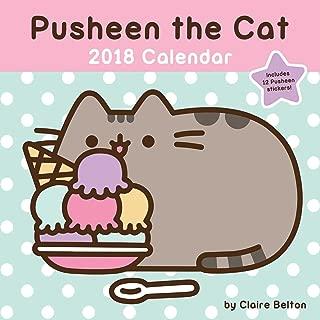Pusheen 2018 The Cat Wall Calendar
