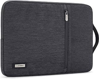 LONMEN 12.5-13 inch Laptop Sleeve Waterproof Protective Handbag for 12.9