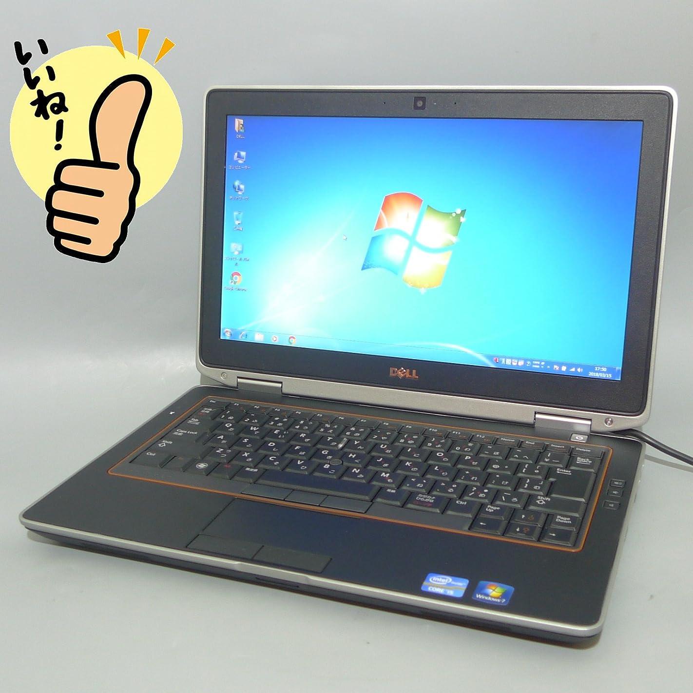 オートメーションであること根絶する★即使用可能!中古ノートパソコン★ Windows 7 Professional 64bit搭載 DELL デル E6320 /第2世代Core i5 2520M 2.50Ghz/メモリー 4GB/HDD 320GB/DVDスーパーマルチレコーダー搭載/13.3インチ HD液晶(1366x768)/無線LAN(Wi-Fi)搭載/Bluetooth搭載/Microsoft Office 2010搭載