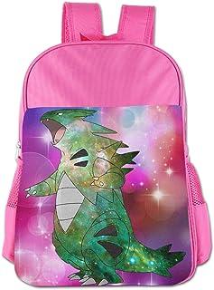Tyranitar - Pokemon Children's Bags Kid School Bag Boy Girl Backpack