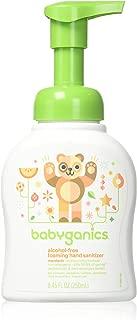 The Germinator, Foaming Hand Sanitiser, Alcohol Free, Tangerine Scent, 8.45 oz (250 ml)