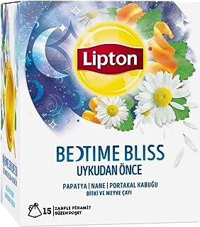 Lipton Uykudan Önce Bardak Poşet Bitki Çayı 15'Li