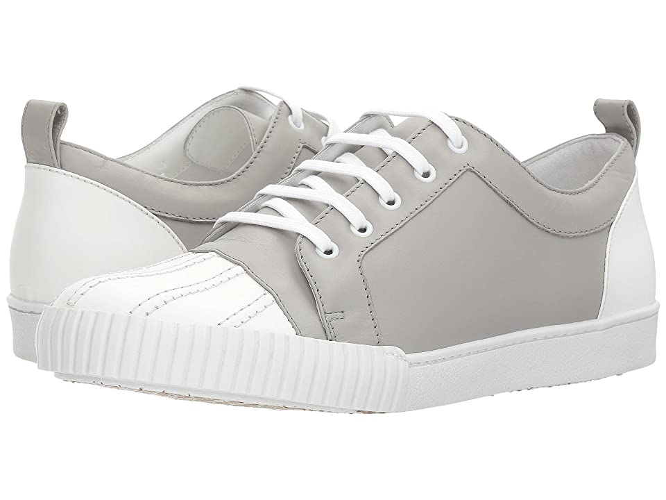 MARNI Captoe Sneaker (Grey/White) Men