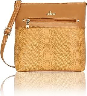 Lavie Reptile Woven Texture Sling Bag
