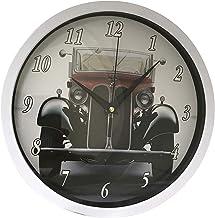 Creative Motion 22500-2 Wall Clock, Multi/Color