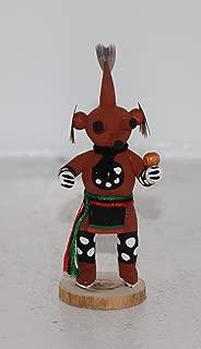 Miniature Hopi Mudhead Kachina