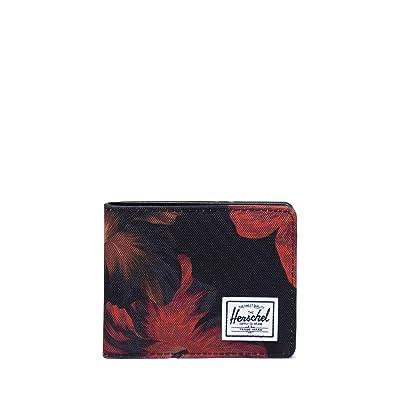 Herschel Supply Co. Hank RFID (Tropical Hibiscus) Wallet Handbags