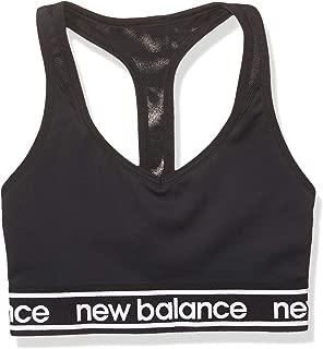 Donna New Balance NB Power Bra Black | Reggiseni sportivi