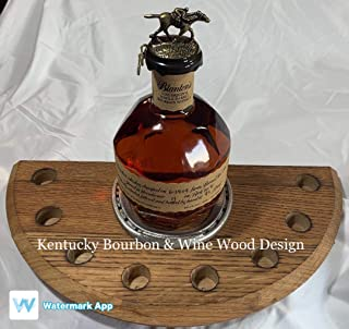 Blantons Bourbon Stopper Display