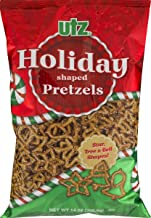 Utz Holiday Shaped Pretzels 14 oz. Bag (3)