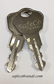 sentry safe key blanks