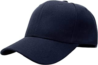 Baseball Cap Golf Hat with Adjustable Back Strap Great for Running Workouts and Outdoor Activities