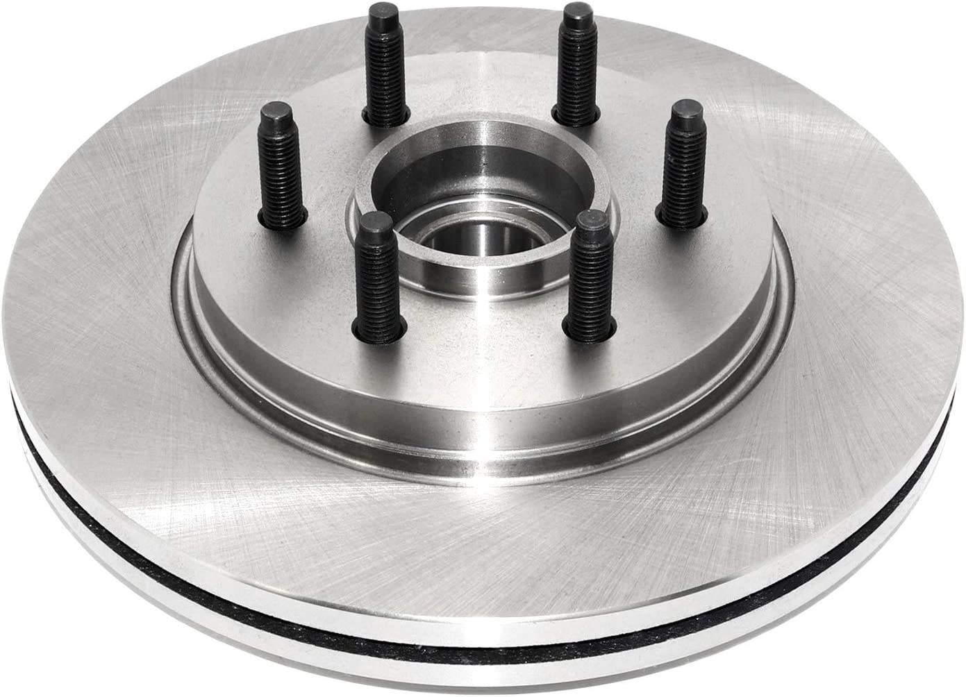 DuraGo BR54107 Front Vented Disc Max Financial sales sale 70% OFF Brake with Rotor Bearing Hub