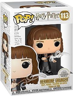 Funko Pop! Harry Potter: Hermione con pluma figura de vinilo