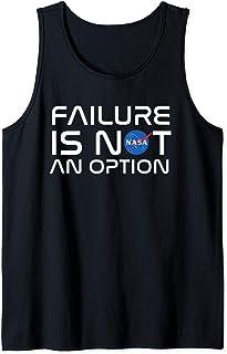 NASA Failure Is Not An Option Débardeur