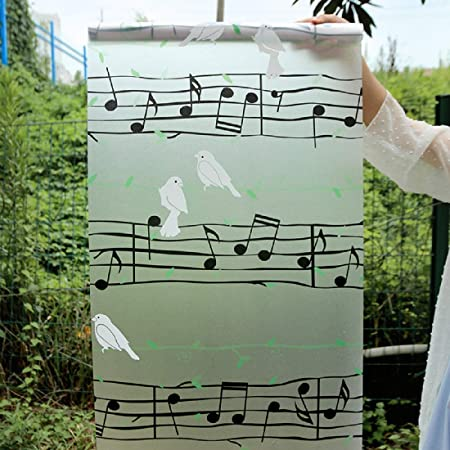 JAAMSO ROYALS Vinyl Wall Window Door Furniture Sticker, 200 x 45 cm, Multicolour