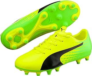 PUMA Boys Evospeed 17.5 Fg Jr Tb Football Boots