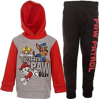 Nickelodeon Paw Patrol Boys Fleece Hoodie & Jogger Pants Set
